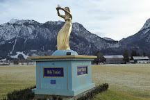 Konigliche Kristall-Therme, Schwangau, Germany