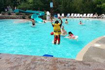 Plunge! Aquatic Center, Blue Mountains, Canada