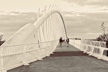 Te Rewa Rewa Bridge, New Plymouth, New Zealand
