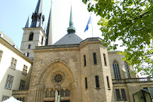 Palace of the Grand Dukes (Palais Grand-Ducal), Luxembourg City, Luxembourg