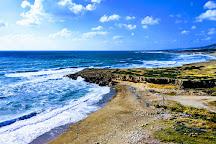 Toxeftra Beach, Paphos, Cyprus