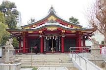 Ninomiya Shrine, Kobe, Japan