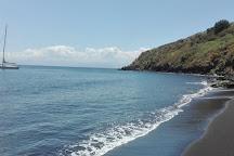 Spiaggia del Cannitello, Isola Vulcano, Italy