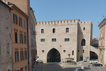 Loggiato di San Francesco, Fabriano, Italy
