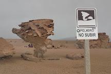 Arbol de Piedra, Uyuni, Bolivia
