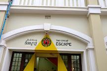 The Great Escape, Siem Reap, Cambodia