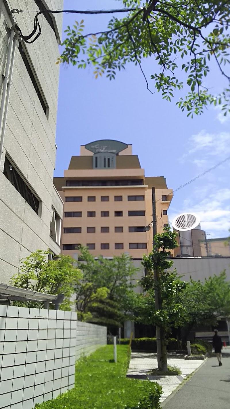 ホテルニュータガワ 鉄板焼 桜