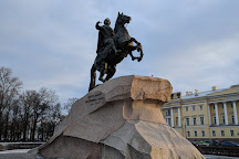 Bronze Horseman, Monument To Peter I, St. Petersburg, Russia