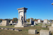Loudon Park Cemetery, Baltimore, United States