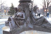 Brewer Fountain, Boston, United States