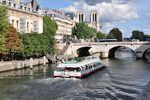 Pont Saint-Michel, Paris, France