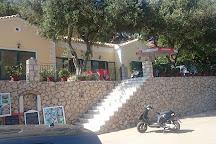 Angelokastro, Corfu, Greece