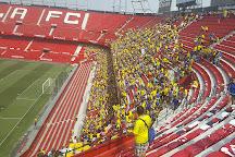 Estadio Ramon Sanchez-Pizjuan, Seville, Spain