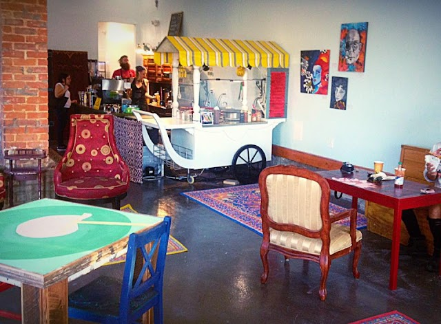 The Bywater Hideout Cafe
