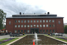 Norrbottens museum, Lulea, Sweden