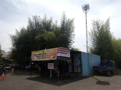 Parkir Permohonan SIM Polres Bandung