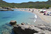spiaggia di Cala Sa Figu, Muravera, Italy