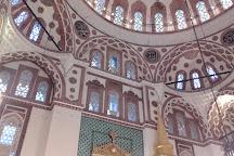 Yeni Valide Mosque Complex, Istanbul, Turkey