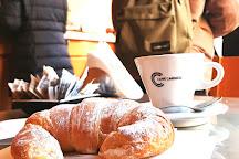 Caffe Carducci, Milan, Italy