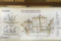 Museo de la Carabela Pinta, Baiona, Spain