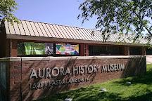 Aurora History Museum, Aurora, United States