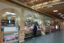 San Benedetto market, Cagliari, Italy