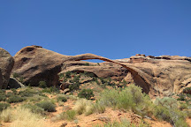 Landscape Arch, Arches National Park, United States