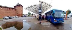 Автостанция Старая Коломна, улица Зайцева, дом 15 на фото Коломны
