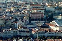 Jardim Da Estrela, Lisbon, Portugal