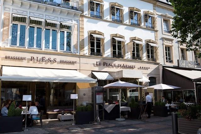 Restaurant La Cristallerie - Hôtel Le Place d'Armes