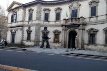 Palazzo di Via Senato 11, Milan, Italy