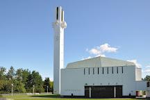 Lakeuden Risti Church, Seinajoki, Finland