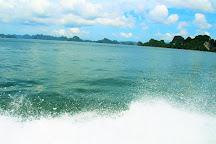 Quan Lan Beach, Quan Lan, Vietnam