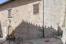 Palazzo Ducale, Gubbio, Italy
