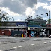 Железнодорожная станция  станции  Hamburg Altona
