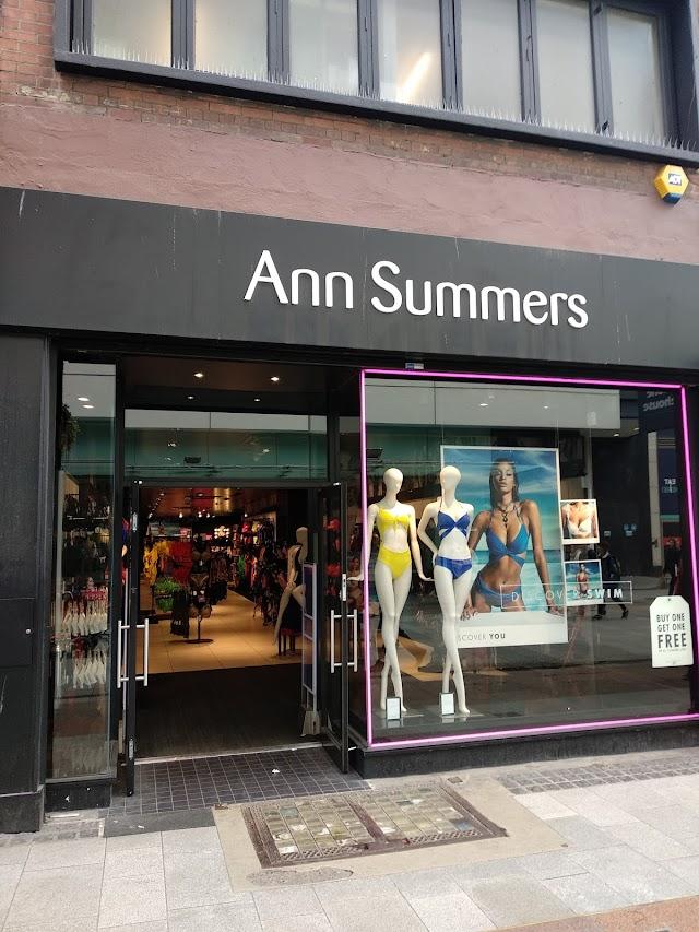 Ann Summers Dublin Henry Street