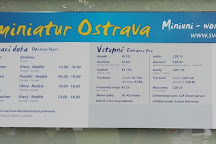The World of Miniatures, Ostrava, Czech Republic