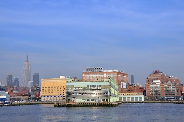 Pier 57 at Hudson River Park