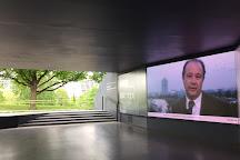 Denkmal fur die Opfer des Olympiaattentats 1972, Munich, Germany