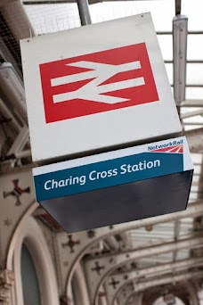 Charing Cross Station london