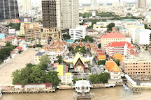 Wat Yannawa, Bangkok, Thailand