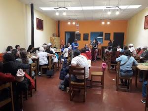 Andes Mundo Café 3