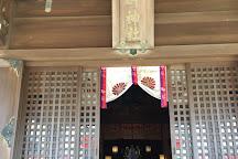 Higashi Kano Shrine, Yokosuka, Japan