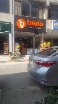 Berio Convenience stores islamabad