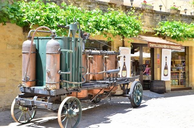 Distillerie du Perigord - Toques de France