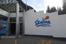 Skyline Queenstown, Queenstown, New Zealand