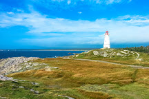 Louisbourg Lighthouse, Louisbourg, Canada