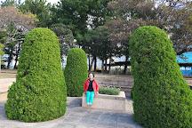 Momochi Seaside Park, Fukuoka, Japan
