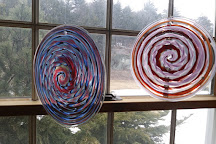 Ziemke Glass Blowing Studio, Waterbury, United States