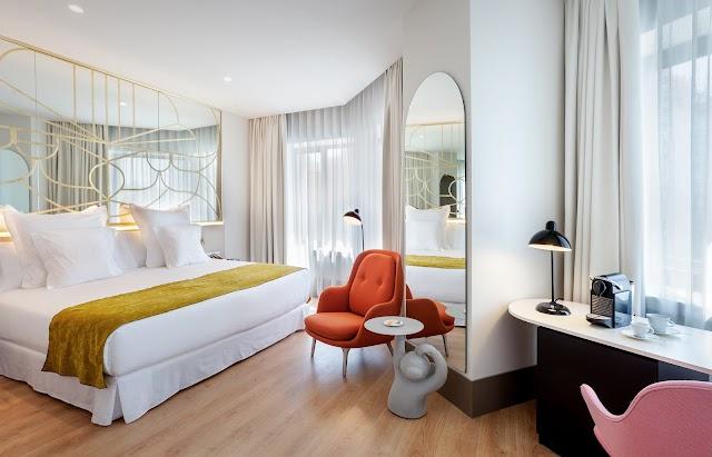 Luxury Hotels in Madrid : Barcelo Torre de Madrid